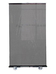 PVC-40 * 125cm Windschutzscheibe Sonnenschirme