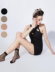 BONAS® Dames Solide Kleuren Dun / Gemiddeld Legging-B16573