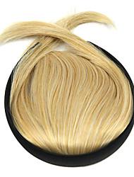 peruca de ouro 10 centímetros de alta temperatura do fio costeletas Liu Qi cor 1003