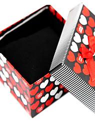 любовь узел цветок подарочной коробке