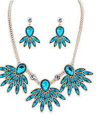 Alloy / Acrylic Jewelry Set Necklace/Earrings Daily / Casual 1set