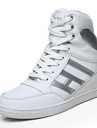 atletismo altura de la cuña crecientes a zapatillas de deporte de las mujeres de 8 cm eu 35-38