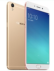 "OPPO R9 5.5""FHD Android  LTE Smartphone, MT6755 Octa Core,RAM4GB+ROM64GB,16MP+13MP,2850mAh Battery"