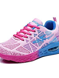 Women's Running Shoes Tulle Pink