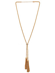 LGSP Women's Alloy Necklace Daily Non Stone-61161002