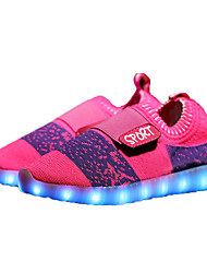 Girls' Shoes Athletic / Dress / Casual Fashion Boots / Comfort Tulle Sandals /Fashion Sneakers / LED  Shoes/