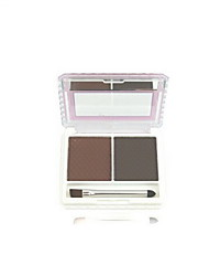 2 Eyeshadow Palette Dry Eyeshadow palette Powder Set Daily Makeup / Party Makeup / Fairy Makeup / Smokey Makeup