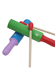 Wood Red/Green/Yellow/Blue Percussion Instrument for Children All Musical Instruments Toy