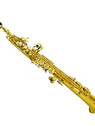 B The Custom Saxophone Soprano Saxophone Sachs Instrument