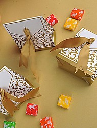 12 Piece/Set Favor Holder - Creative Card Paper Favor Boxes Beter Gifts® Wedding Decorations
