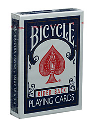 American Bicycle Poker Bicycle Poker Original Poker Magic Props Board Game Card Blue (A)