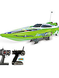 Large Remote Control Boat, Rechargeable, 2.4G Remote Control Boat, Remote Control Boat Sailing Model Water