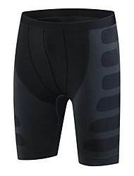 Laufen Shorts/Laufshorts Herrn Rasche Trocknung / Schweißableitend Laufen Sport Grün / Rot / Grau