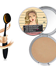 1pcs neues Make-up tb mary-lou Manizer Bronzer& Highlighter Kosmetik + 1pcs Meister oval Make-up-Pinsel