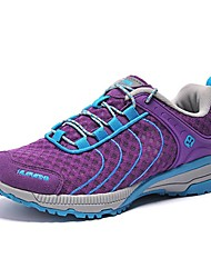 Women's Trail Running Shoes Tulle Purple / Red