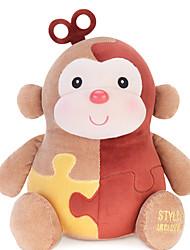 Metoo Microphone Rabbit Doll Stuffed Monkey  Sunpoo Monkey Mascot Zodiac Monkey Ornaments Annual Meeting Love Red Queen