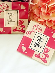 Baby Girl Birthday Party Photo Frame and Glass Coasters Baby Shower Favors(1pcs)
