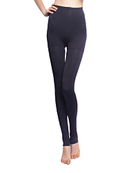 Women's 480D tummy hip and crotch toe leggings