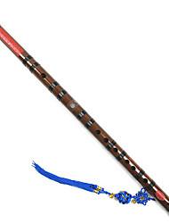 section d amère de flûte de bambou