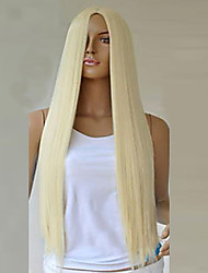 The New Anime Wig With Long Straight Hair Wig