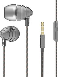 UiiSii US90 In-Ear Earbuds Earphones with Stereo Sound Noise-isolating Mic Control for Smartphone