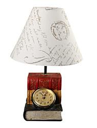 Настольные лампы-Светодиодные / Защита глаз-Современный-Резина