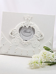 WEDDING CARRIAGE Guestbook