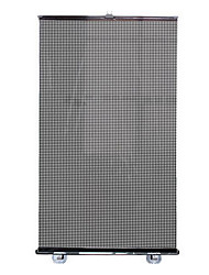pvc 68 * 125 centímetros guarda-sóis de pára-brisa