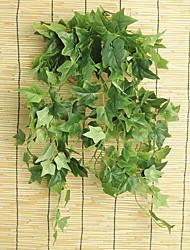 "25.5"" The Simulation Decoration Sweet Potato Leaf  Hanging Rattan 1pc/set"