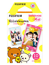 Fujifilm Instax color film Rilakuma