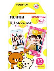 Instax Fujifilm цветной фильм rilakuma
