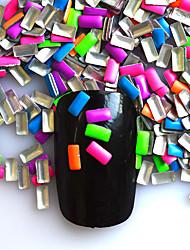 1000 Nail Art Decoration горный хрусталь жемчуг макияж Косметические Nail Art Design