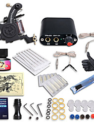 dragonhawk® Starter Tattoo-Set 1 Tattoo Maschine Stromversorgung
