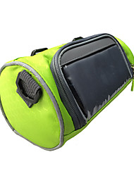 Bolsa para Manillar / Bolsa para Guardabarro / Bolso del teléfono celular / Bolsa de Ciclismo / Bolsa para Cuadro de BiciImpermeable /