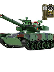 Remote Control Tank Model Car,Remote Control Toy Car,The Metal Against Tanks (l) - THE China's 99 type against tanks (l)