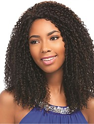 Long Curly Malaysia Full Lace Human Hair Wigs Lace Front Wigs For Black Women Natural Hairline