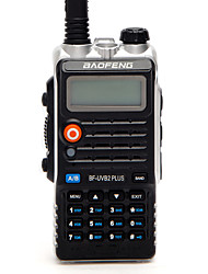 BAOFENG BF-UVB2 PLUS Walkie Talkie 7W 128 136-174MHz / 400-520MHz 1800mAh 1.5 km -3 kmFM Radio / Sprachansage / Dual - Band / Dual -