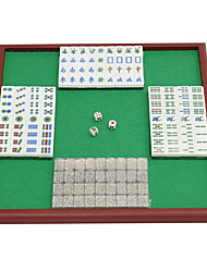 Royal St. Miniature Crystal Mahjong Mahjong Mahjong Tourism 20 Mm Ivory + + U Feet Folding Table