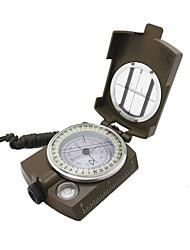 Compas/boussole Pochette Alliage de métal Vert