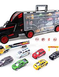 Dibang -1813 voiture de jouet pour enfant avancé voiture portable avec voiture modèle de voiture en alliage de jouets 7 (2pc)