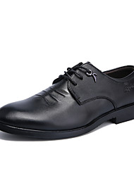 Men's Genuine Leather Shoes Oxford Business Shoes