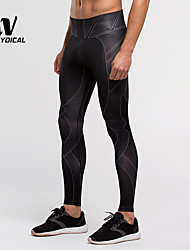 Running Pants/Trousers/Overtrousers / Tights / Leggings / Bottoms Men'sBreathable / Quick Dry / Compression / Lightweight Materials /