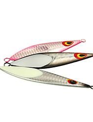 1Pieces 80G Metal Lead Fishing Bait Random Colors