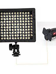 cn-126 a mené la lumière avec poignée de lumière du flash de la photographie pour la caméra