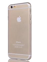iphone 7 плюс ультра TPU прозрачный мягкий чехол для Iphone 6с 6 плюс