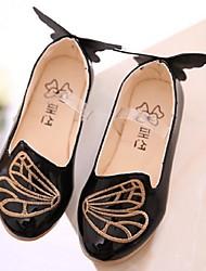 Girls' Shoes Dress Comfort Flats Black / Blue / White