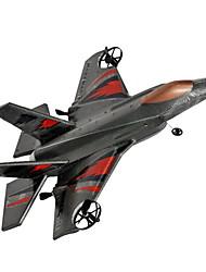 ws 9109 f35 lutador de espuma de 4 canais rc avião