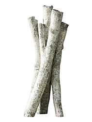 Retro Tree Branch Home Decoration Polyresin Vase