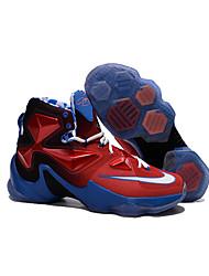 Nike LeBron 13 XIII Men's Basketball Shoes  High Top LeBron James 13 LBJ 13 Retro Sport Shoes Red