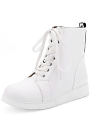 Women's Shoes  Wedges / Fashion Boots Boots Outdoor / Office & Career / Casual Wedge Heel OthersBlack /  &303-1